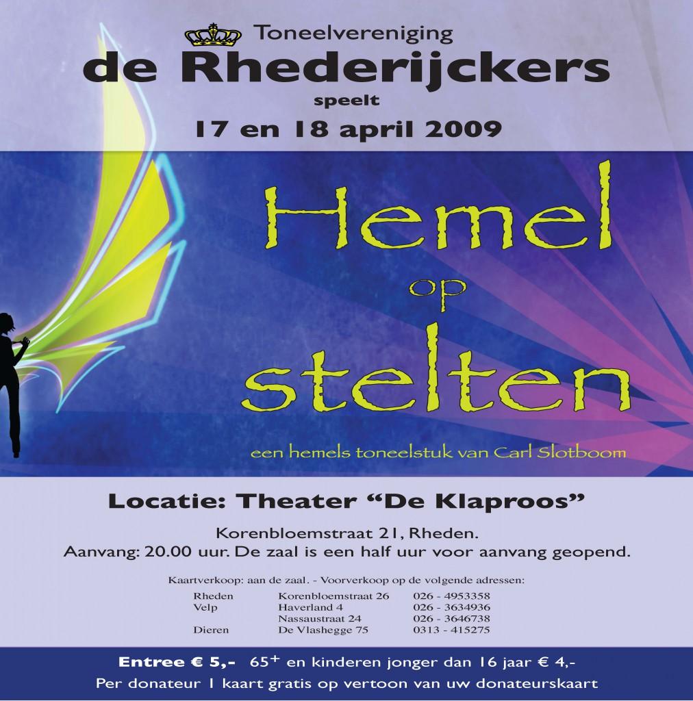 2009_1 PosterA3 HemelOpStelten
