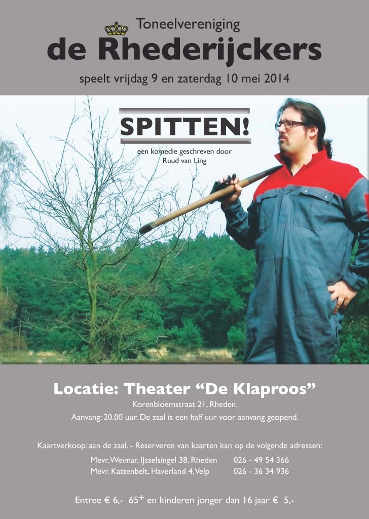 2014_1 PosterA3 Spitten